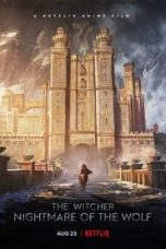 The Witcher: Nightmare of the Wolf Sub indo